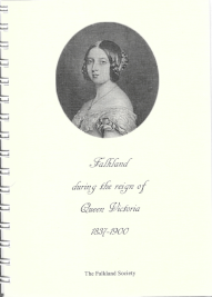 Cover of Falkland during the reign of Queen Victoria