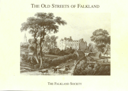 Cover of The Old Streets of Falkland